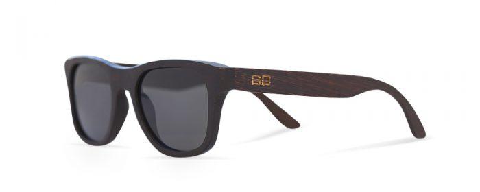 zonne bril hout goedkoop