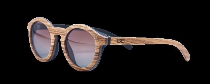 zonnebrillen houten montuur