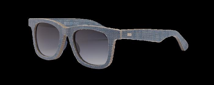 denim-zonnebril